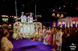 EXCITING ENTRIES: Cool Entry Ideas for Your Next Wedding