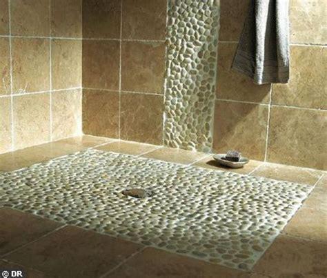salle de bain galets 224 l italienne id 233 es carrelage et fa 239 ence salles de bain
