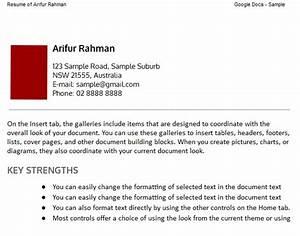 banglatechnews how to create nice resume using google With how do i create a resume on google drive