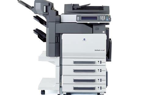 Se avete bisogno di driver o firmware di un'altra versione, inviate una richiesta. Konica Minolta Bizhub 164 Printer Driver Download In ...