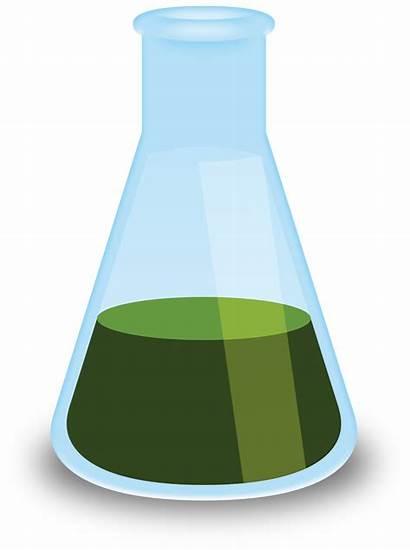 Beaker Clipart Science Cartoon Lab Laboratory Empty