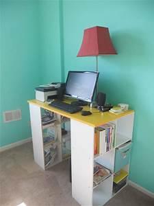 15, Diy, Computer, Desks, Tutorials, For, Your, Home, Office, 2017
