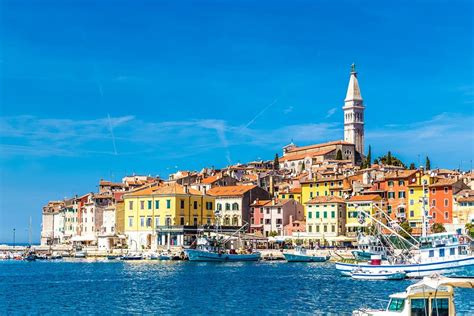Japans Travel Agents Name Rovinj On 30 Prettiest Towns In