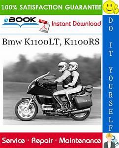 Bmw K1100lt  K1100rs Motorcycle Service Repair Manual