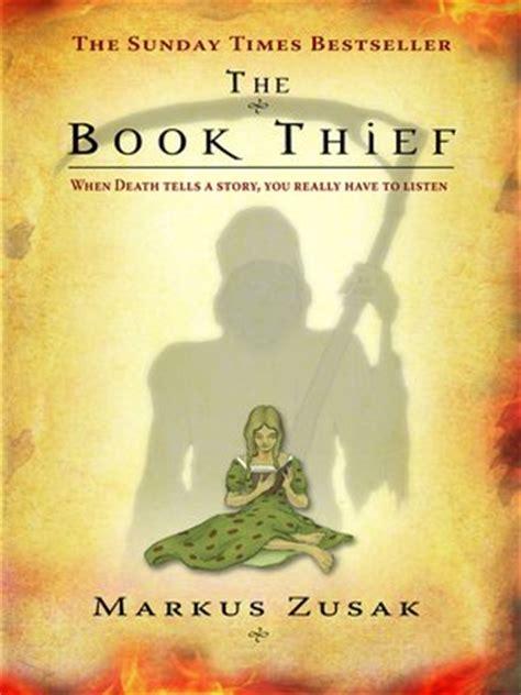 book thief  markus zusak overdrive rakuten