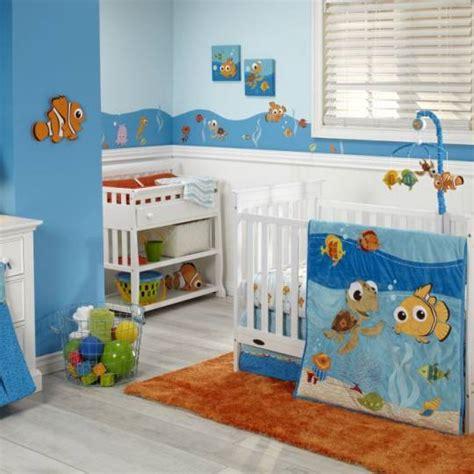 finding nemo premier 4 crib bedding set disney baby