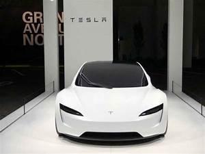 Tesla Roadster Occasion : le nouveau tesla roadster exhib au salon grand basel ~ Maxctalentgroup.com Avis de Voitures
