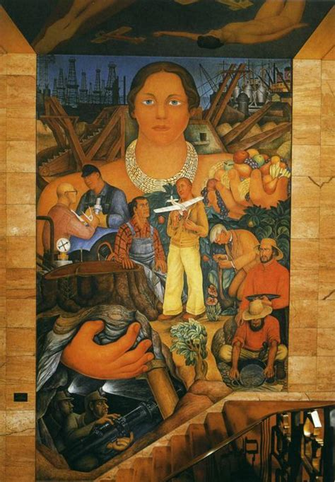 A Brief Overview of Diego Rivera?s Murals In San Francisco