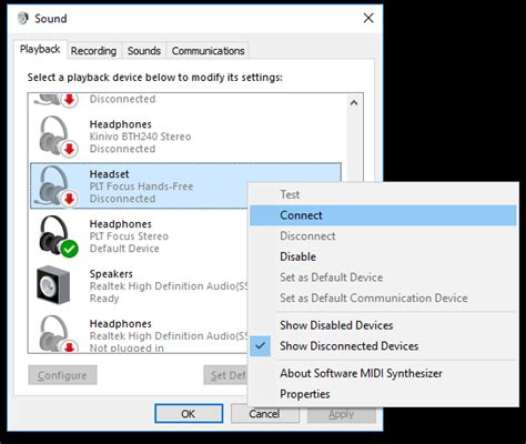 How To Pair And Connect A Bluetooth Audio Device On