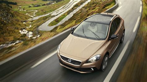Volvo V40 Cross Country Backgrounds 2016 volvo v40 cross country hd wallpapers