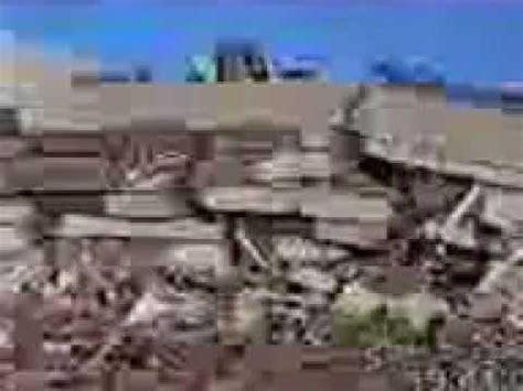 tremblement de terre zemmouri boumerdes algerie 21 mai