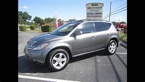 2005 Nissan Murano Sl One Owner Meticulous Motors Inc