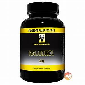 Fusion Supplements Halodrol Free P U0026p
