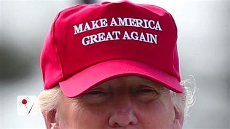 again america trump hat donald