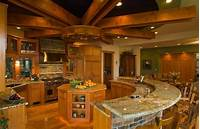interesting circle kitchen plan 50 Dream Kitchens You Desperately Want To Cook In