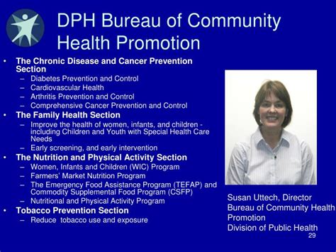 ppt overview of the department of health services dhs