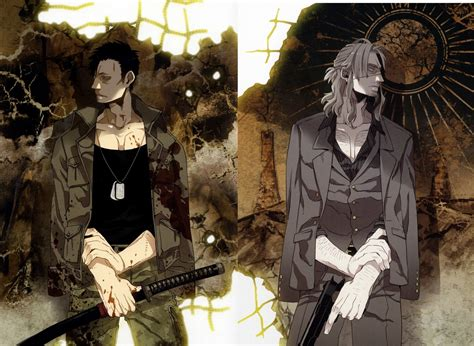 Gangsta Anime Wallpaper Hd - gangsta hd wallpaper and background image