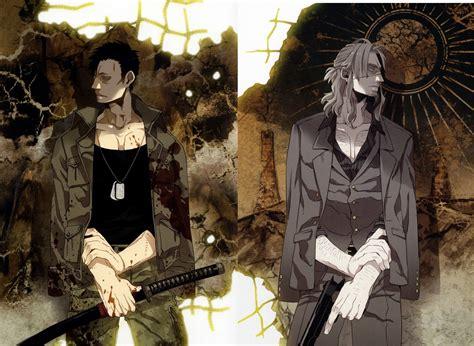Gangsta Anime Wallpaper Hd - gangsta hd wallpaper background image 2500x1830 id
