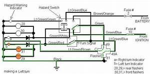 Hazard Switch Wiring
