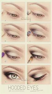 Types Of Makeup For Diffe Eye Shapes - Makeup Vidalondon