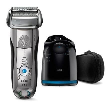 buy price braun series wet dry shaver cc