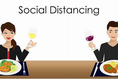 Distancing Social Need Know Insurance While Dinner