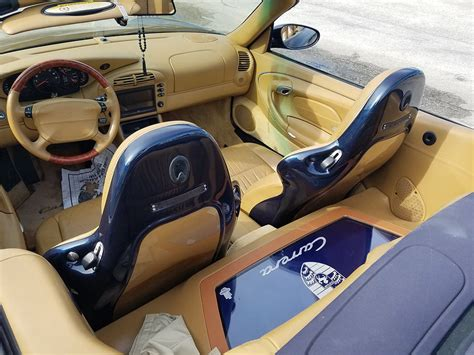 porsche 911 back seat porsche 911 996 sport seat back set
