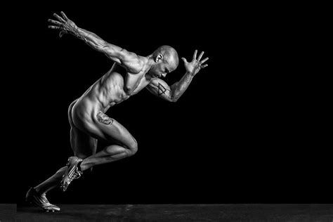 Photographer Mark Ruddick Explore The Strength, Flexibility, And Power Of Human Body In His ...