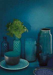 Vase Bleu Canard : d co chambre bleu canard pour un int rieur serein et agr able ~ Melissatoandfro.com Idées de Décoration