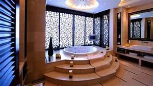 Salle De Bain Exotique : salle de bain orientale 40 id es inspirants ~ Teatrodelosmanantiales.com Idées de Décoration