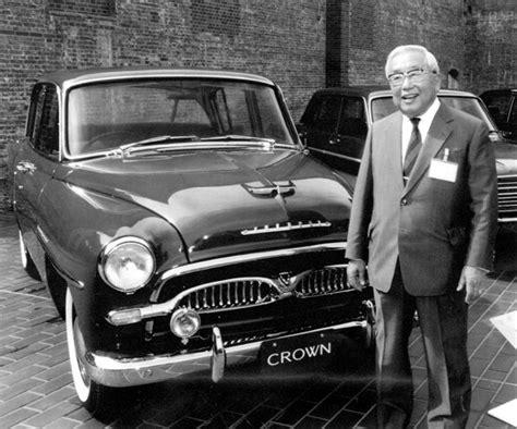 Eiji Toyoda, 12 september 1913 - 17 september 2013 - De ...