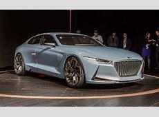 جينيسيس G70 قادمة بقوة أكبر من كيا ستينجر GT سعودي شفت