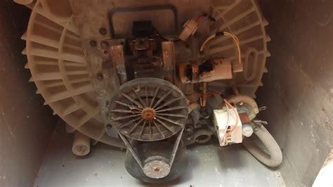 solucionado lavadora ge tl903pb no gira capacitor exploto yoreparo