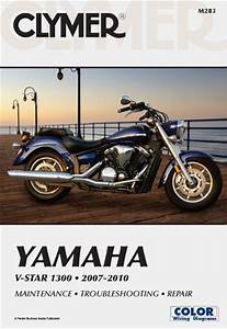 Find Yamaha V Star Vstar 1300 Clymer Service  U0026 Repair Manual Motorcycle In Laguna Hills