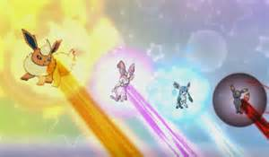 Pokemon Eevee Sun and Moon Move Z