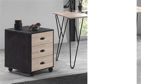 caisson de bureau en bois caisson de bureau moderne en bois lilian