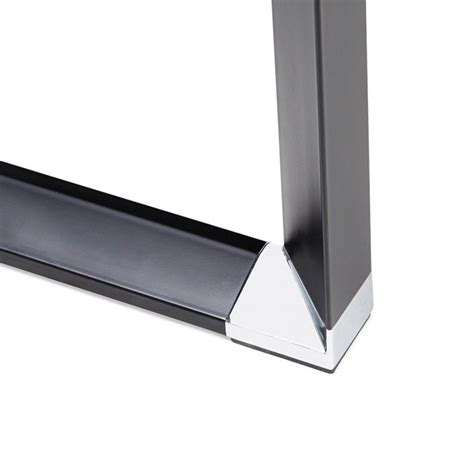bureau angle verre bureau d 39 angle design quot hovik quot verre noir
