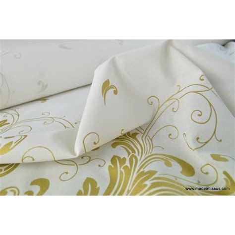 tissu pour d 233 coration nappes de noel made in tissus