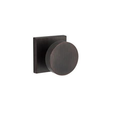 kwikset cove venetian bronze closet knob 200cv 11p