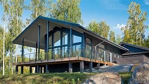 Maison écologique En Kit : maison en kit ecologique beautiful kit maison ossature bois maison bois cologique dans luain ~ Dode.kayakingforconservation.com Idées de Décoration