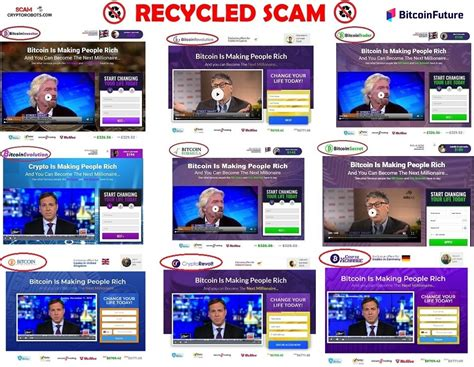 I have been seeing heaps of bitcoin scams all over facebook bitcoin and crypto groups. Bitcoin Future Review, SCAM Exposed! | Scam Crypto Robots