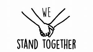 """We stand together"" by igorvsky Redbubble"