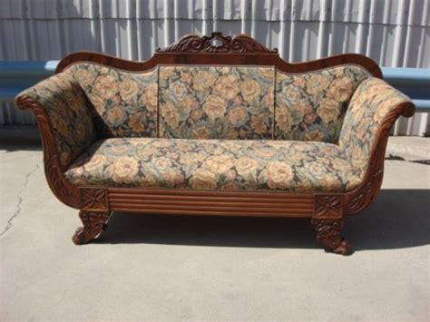 outstanding antique sofa and settee styles it s