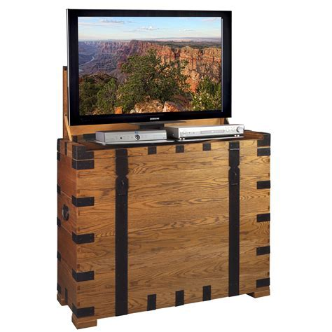 Steamer TV Lift Cabinet from TVLiftCabinet.com