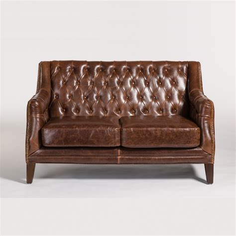 What Does Settee by Settee At11702 As Walnut Wrapped In Antique Saddle