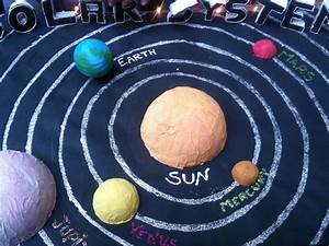 Solar System Model Making - Pics about space