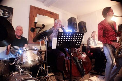 Jim Tomlinson Makes A Welcome Return To Jazznights At The