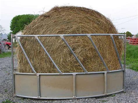 hay ring feeder let s talk about hay loss carolina cooperative