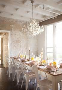 Rustic Chic Dining Room Ideas by 39 Beautiful Shabby Chic Dining Room Design Ideas Digsdigs