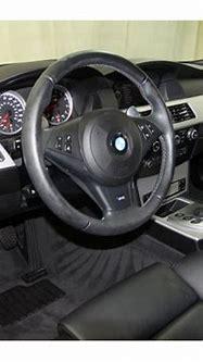 Black Merino Leather Interior 2010 BMW M5 Standard M5 ...